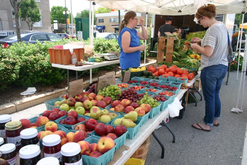 #4 Farmers market