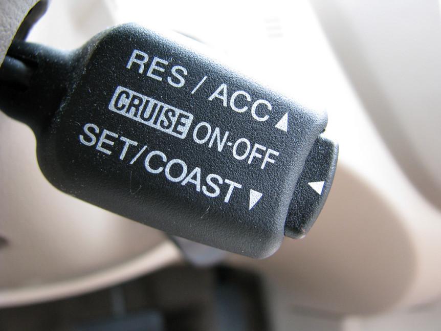 #5 cruise control