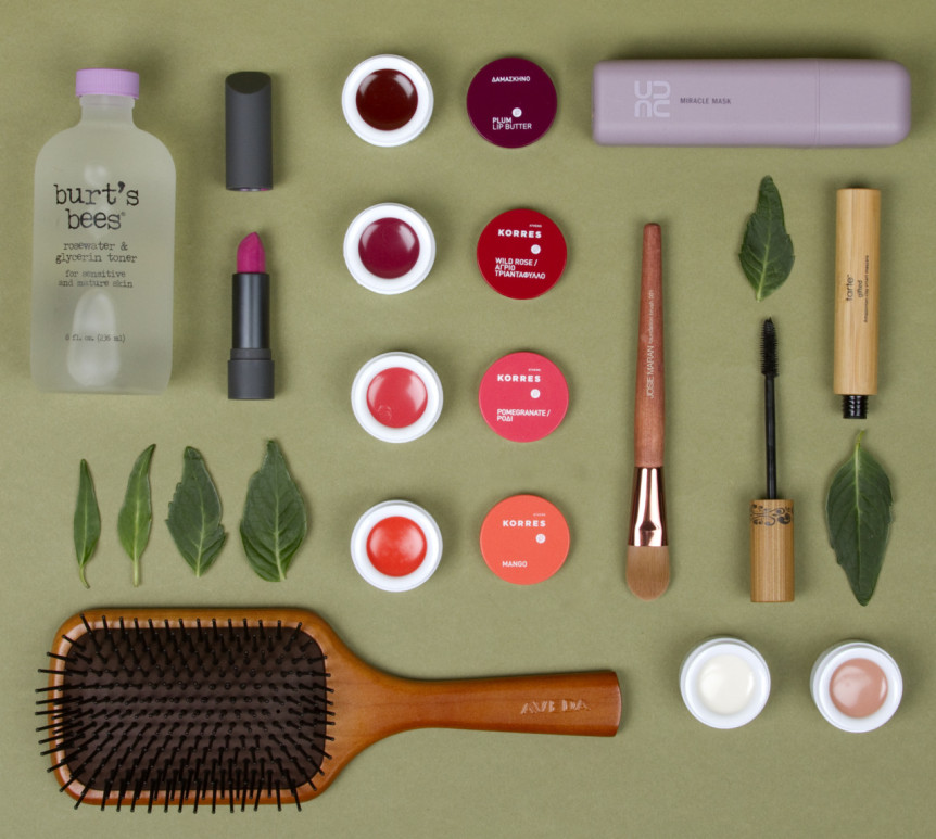 #12 Eco-Friendly beauty products